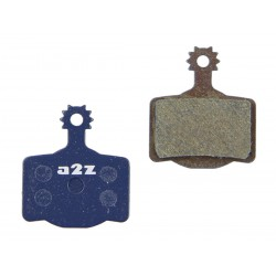 A2Z Klocki żywiczne do MAGURA MT2, MT4, MT6, MT8, Campagnolo DISC