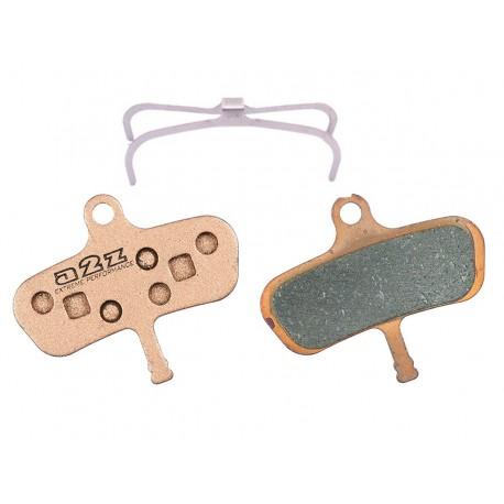 Klocki metaliczne A2Z do Avid CODE (4 pistons / tłoczki)