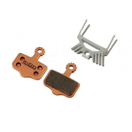 A2Z - klocki do Avid Elixir Sram XX (metaliczne)